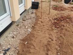 Wasserleitung Versenkregner