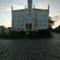 Das Rathaus in Marlow