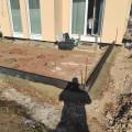 Randsteine Terrassetür 1