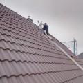 Arbeiten am Dach